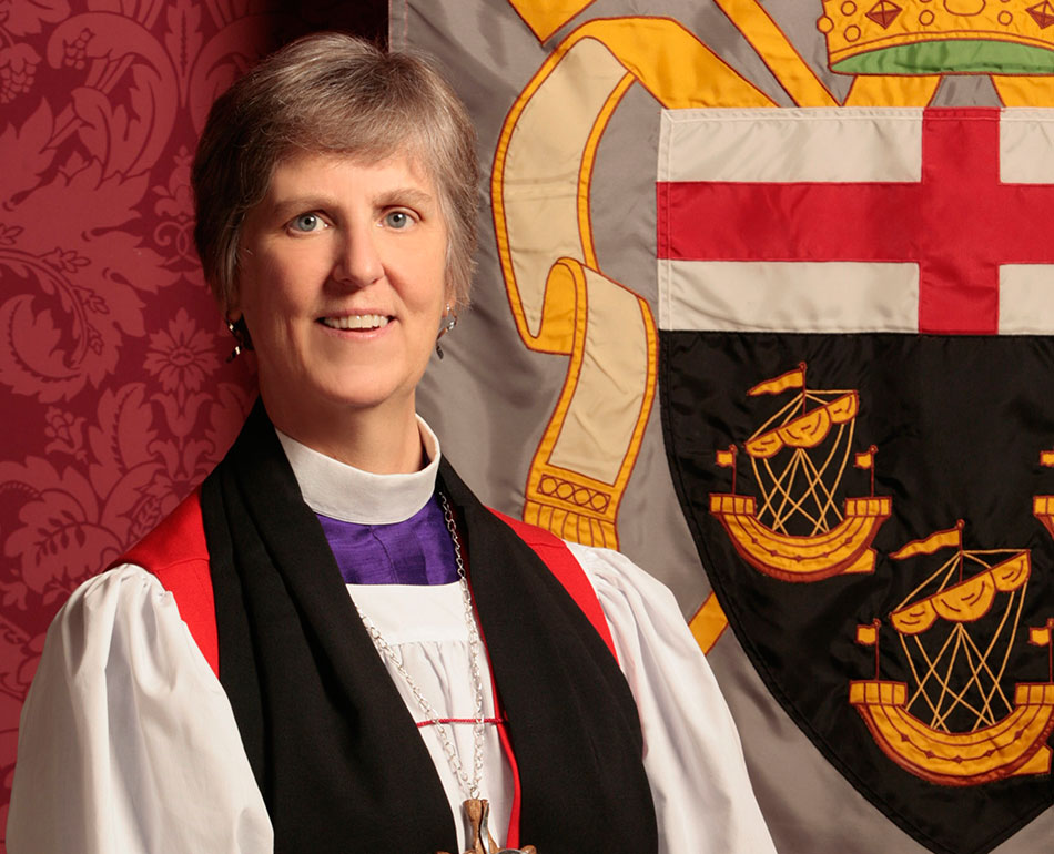 The Rt. Rev. Susan Ellyn Goff