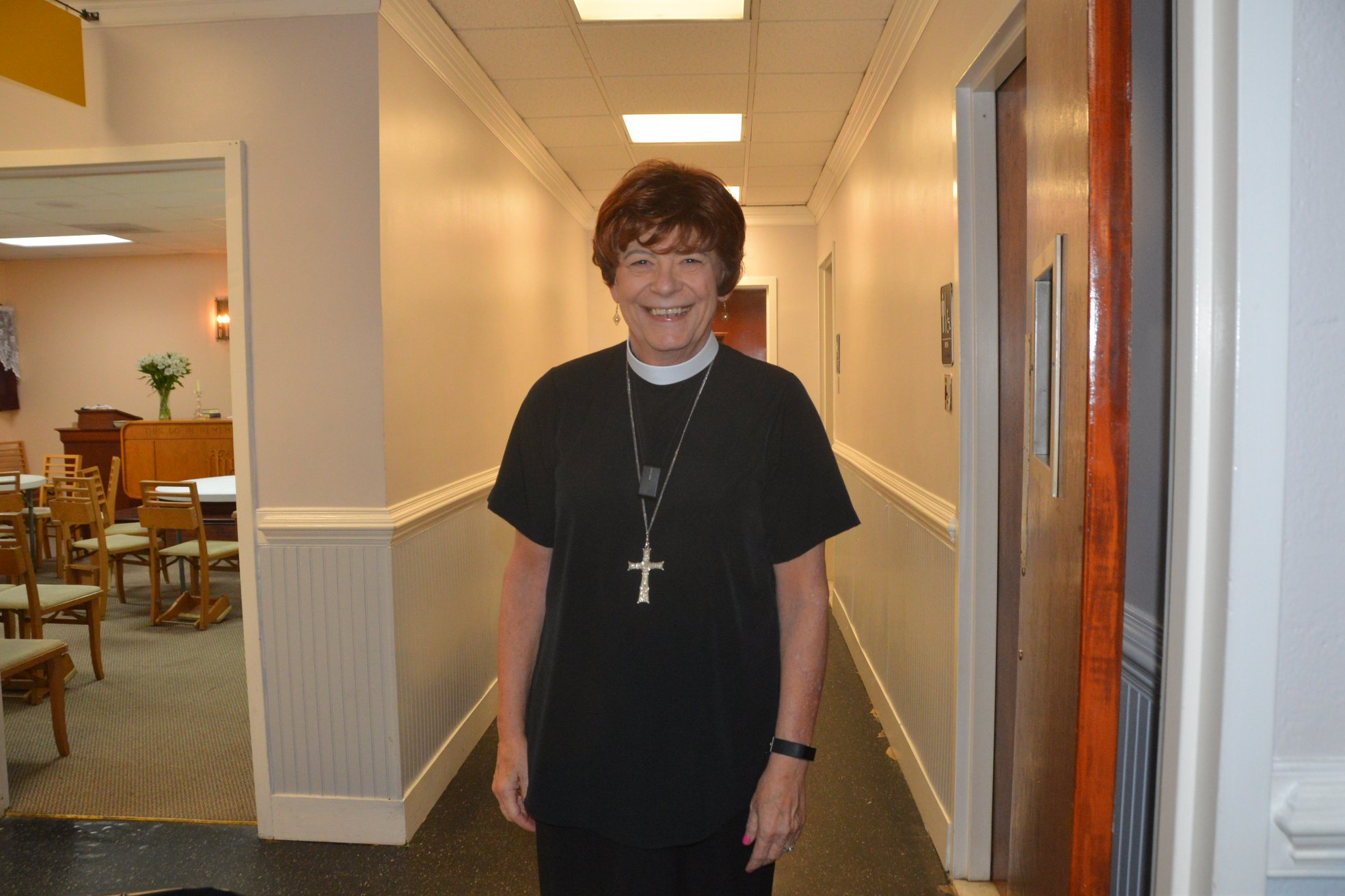 Rev. Katherine V. Ferguson